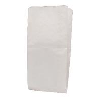 Paper Bag White W216xD152xH279mm Pk1000