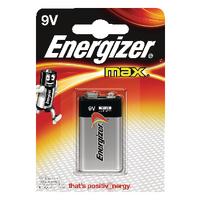 Energizer MAX 522 9V Battery
