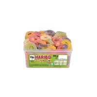 Haribo Giant Sour Suckers Tub 13444