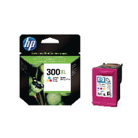 HP No300XL Ink Cartridge Tri Colour