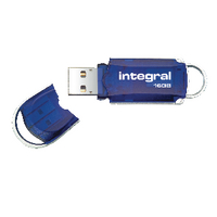 Integral Courier USB 16GB Flash Drive