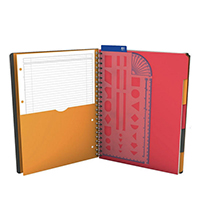 Oxford International Manager Notebook