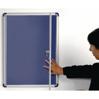 Q-Connect Internal Display Case 90x120cm