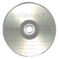 Q-Connect DVD-R Slimline Jewel Cse 4.7GB