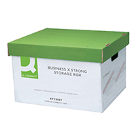 Q-Connect ExStrong Business Storage Box