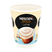 Nescafe and Go Latte Cup 23g Pk8