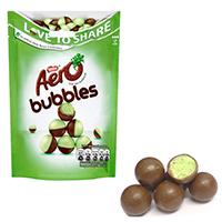 Aero Peppermint Bubbles 113g