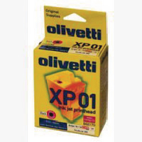 Original Olivetti XP02 Black I