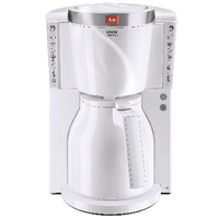 Melitta Look IV Therm Wht Coffee Machine