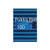 Pukka Navy/Blue A4 Refill Pad Pk6