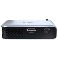 Philips PicoPix Pocket Projector PPX4010