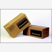 Original Panasonic KXFA136X Fax Roll, pack of 2