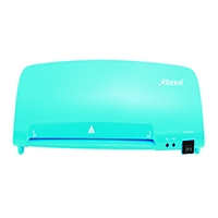 Rexel JOY A4 Blissful Blue Laminator