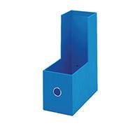 Rexel JOY Blissful Blue Magazine Rack