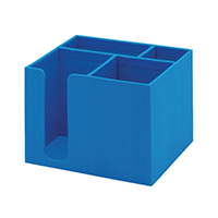 Rexel JOY Blissful Blue Desk Tidy
