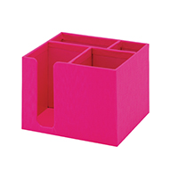 Rexel JOY Pretty Pink Desk Tidy
