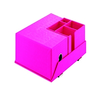 Rexel JOY Pretty Pink Desk Accessory