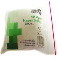 St John Non Sterile Triangular Bandage
