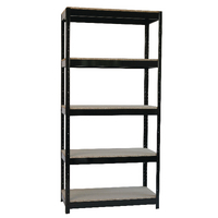 Zamba Medium Duty Boltless 5 Shelf Unit