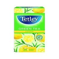 Tetley Green Tea/Lemon Tea Bags Pk25