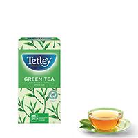 Tetley Pure Green Tea Bags Pk25