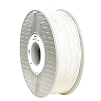 Verbatim White ABS 2.85mm 1kg Reel 55017