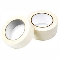 White General Masking Tape 50mmx50m Pk6