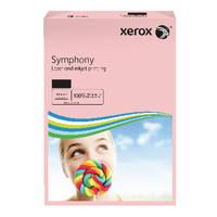 Xerox A3 Symphony Tinted Salmon Paper