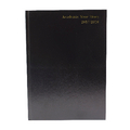 Week to View 2017/18 A5 Black Academic Diary KF3A5ABK17