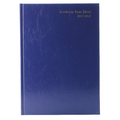 Week to View 2017/18 A5 Blue Academic Diary KF3A5ABU17
