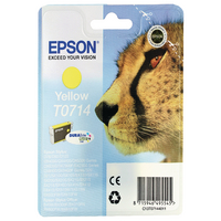 Epson Ink Cartridge T0714 Yellow