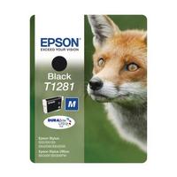 Epson T1281 IJ StdYld 5.9ml Black
