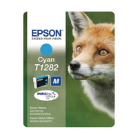 Epson T1282 IJ StdYld 3.5ml Cyan