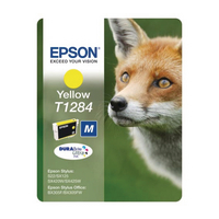 Epson T1284 IJ StdYld 3.5ml Yellow