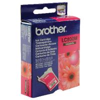 Original Brother LC800 Magenta Ink