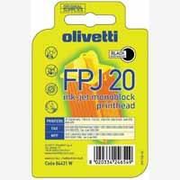 Original Olivetti B0038G Black Fax Toner